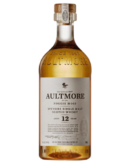 Aultmore 12 Year Old Single Malt Scotch Whisky