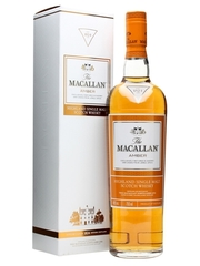 The Macallan 1824 Series Amber Single Malt Whisky