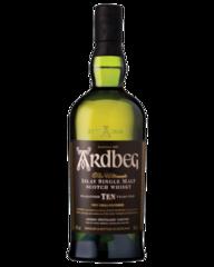 Ardbeg Ten 10 Year Old Single Malt Scotch Whisky