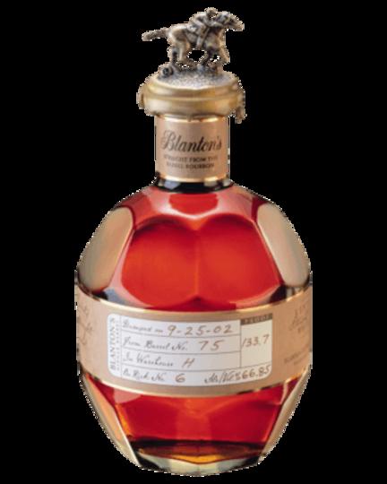 Blanton's Straight From The Barrel Bourbon 700ml Bottle