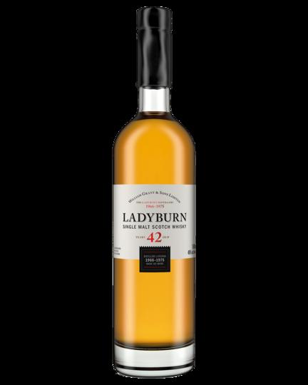 Ladyburn 42 Year Old Single Malt Scotch Whisky 750ml Bottle