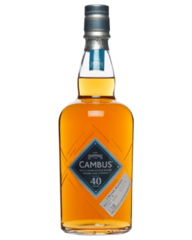 Cambus Limited Release 40 Year Old Single Grain Scotch Whisky
