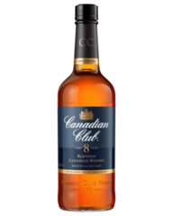 Canadian Club 8 Year Old Whisky