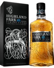 Highland Park 10 Year Old Single Malt Scotch Whisky