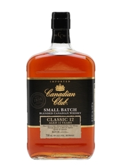 Canadian Club Classic 12 Year Old Canadian Whisky