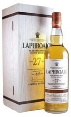 Laphroaig 27 Year Old Single Malt Scotch Whisky