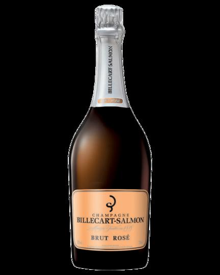 Billecart Salmon Brut Rose Champagne 750ml Bottle