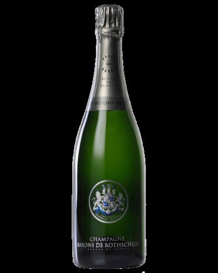 Barons de Rothschild Blanc de Blancs Champagne 750ml Bottle