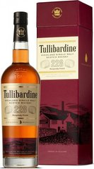 Tullibardine 228 Burgundy Finish Single Malt Scotch Whisky