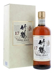 Nikka Taketsuru Pure Malt 17 Year Old Blended Malt Whisky