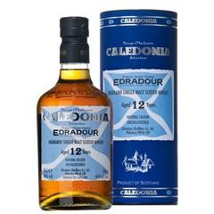 Edradour 12 Year Old Caledonia Single Malt Scotch Whisky