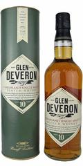 Glen Deveron 10 Year Old Single Malt Scotch Whisky