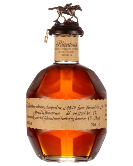 Blanton's Original Single Barrel Bourbon 700ml Bottle