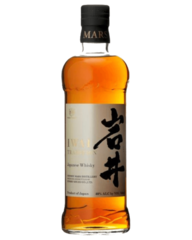 Mars Iwai Tradition Blended Japanese Whisky