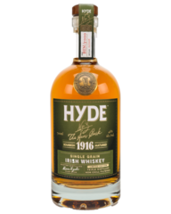 Hyde No. 3 Bourbon Cask Finish Single Grain Irish Whiskey