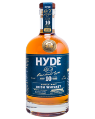 Hyde No. 1 10 Year Old Sherry Cask Single Malt Irish Whiskey