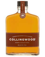 Collingwood Toasted Maplewood Stave Finished Blended Canadian Whisky