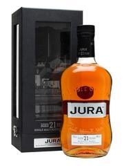Isle of Jura 21 Year Old Single Malt Scotch Whisky