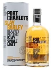 Bruichladdich Port Charlotte IBHP Islay Barley Heavily Peated Single Malt Scotch