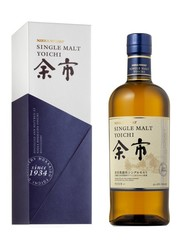 Nikka Yoichi Single Malt Japanese Whisky