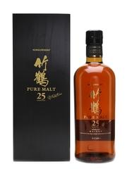 Nikka Taketsuru Pure Malt 25 Year Old Blended Malt Whisky