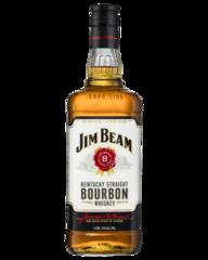 Jim Beam Original White Label Bourbon