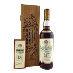 The Macallan Gran Reserva 18 Year Old Single Malt Scotch Whisky