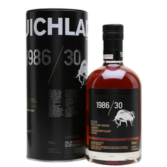 Bruichladdich Rare Cask Series Sherry The Magnificent Seven 1986 / 30 Year Old Scotch