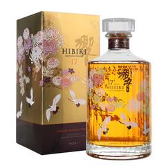 Suntory Hibiki Chrysanthemum & Crane Limited Edition 17 Year Old Blended Whisky
