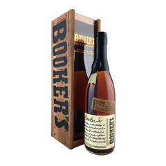 Booker's Batch 2016-03 Toogie's Invitation Straight Bourbon