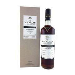 The Macallan Exceptional Single Cask 2017/ESB-8841/03 Single Malt Scotch