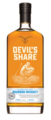 Devils Share Californian Small Batch Bourbon Whiskey