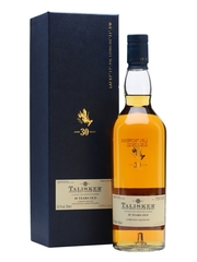 Talisker Limited Edition Natural Cask Strength 30 Year Old Single Malt Scotch Whisky