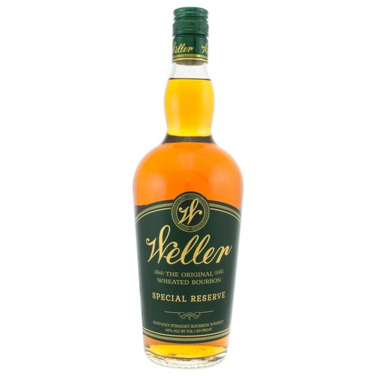W. L. Weller Special Reserve Kentucky Straight Bourbon Whiskey 750ml Bottle
