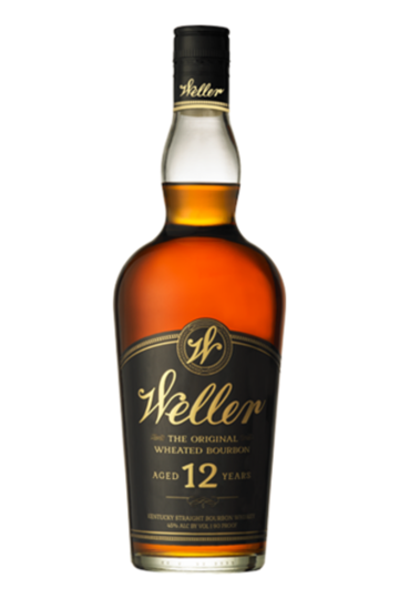 W. L. Weller 12 Year Old Kentucky Straight Bourbon Whiskey 750ml Bottle
