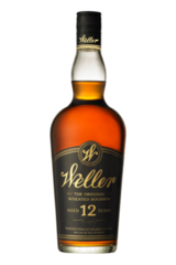 W. L. Weller 12 Year Old Kentucky Straight Bourbon Whiskey