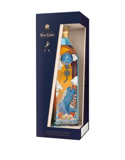 Johnnie Walker Blue Label Limited Edition Year of the Pig Scotch Whisky 750ml Bottle