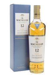 The Macallan 12 Year Old Triple Cask Matured Fine Oak Single Malt Scotch Whisky