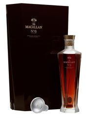 The Macallan 1824 Series No. 6 in Lalique Single Malt Whisky