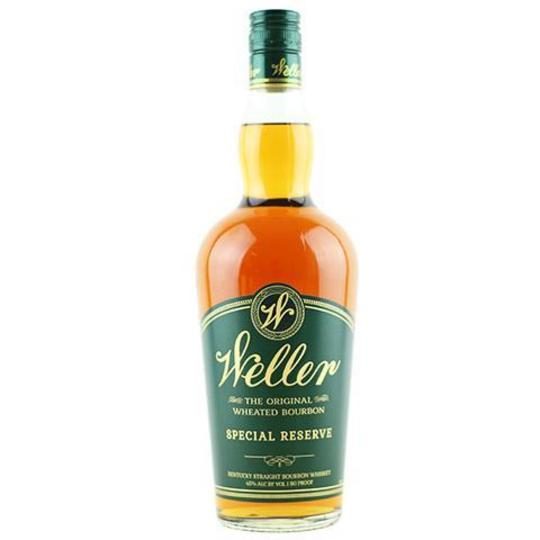 W. L. Weller Special Reserve Kentucky Straight Bourbon Whiskey 1lt Bottle