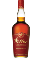 W. L. Weller Old Weller Antique 107 Bourbon Whiskey