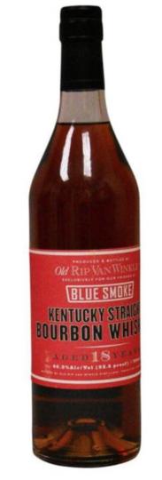 Old Rip Van Winkle Blue Smoke 18 Year Old Bourbon 750ml Bottle