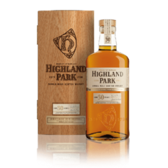 Highland Park 30 Year Old Single Malt Scotch Whisky