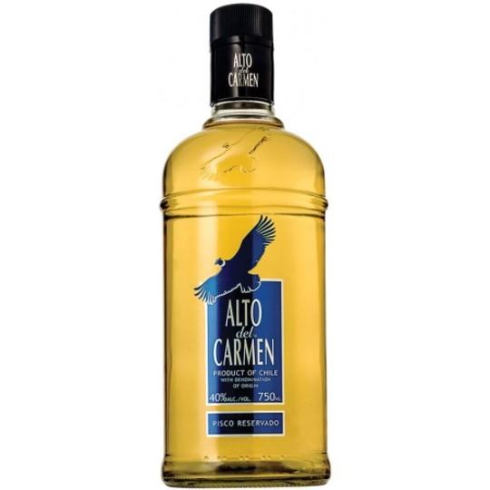 Alto Del Carmen Pisco Reservado Liqueur 750ml Bottle