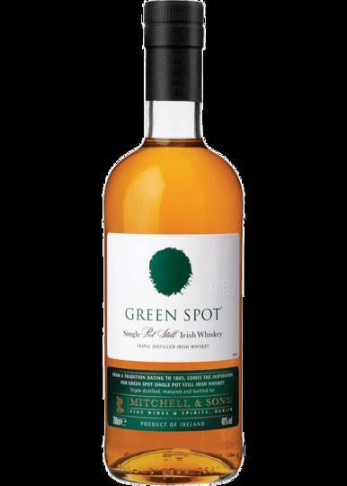 Green Spot Single Pot Still Irish Whiskey 750ml Bottle