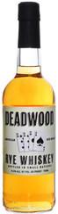 Deadwood Rye Whiskey