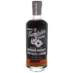 Deadwood Tumblin Dice Heavy Rye Mashbill Straight Bourbon