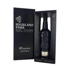 Highland Park The Dark 17 Year Old Single Malt Whisky