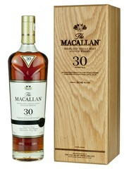 The Macallan 30 Year Old Sherry Oak Single Malt Scotch Whisky