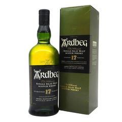 Ardbeg 17 Year Old Single Malt Scotch Whisky